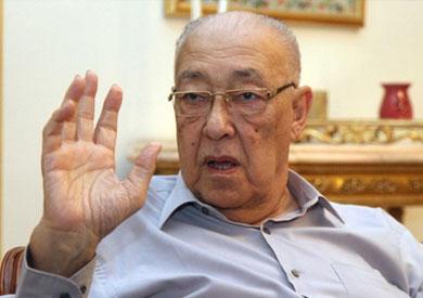 فؤاد علام عضو المجلس القومي لمكافحة الإرهاب