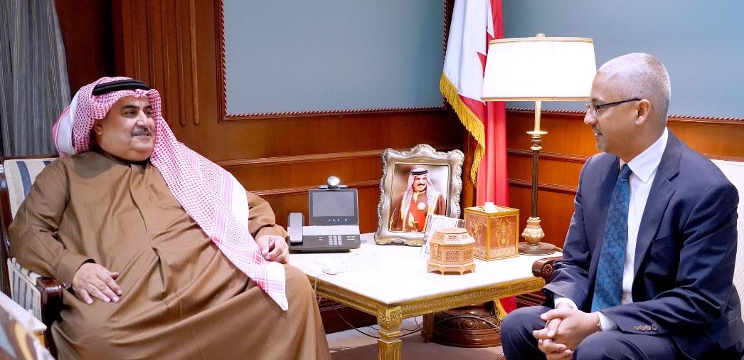وزير خارجية البحرين يستقبل سفير أستراليا لدى المنامة -          بوابة الشروق