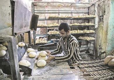 مخبز تصوير ابراهيم عزت