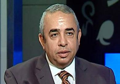 شريف الخريبي عضو المجلس المصري للشؤون الخارجية