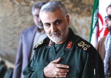 قاسم سليماني قائد «فيلق القدس» في الحرس الثوري الإيراني