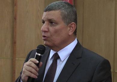 د. صفا محمود السيد القائم بأعمال رئيس جامعة سوهاج