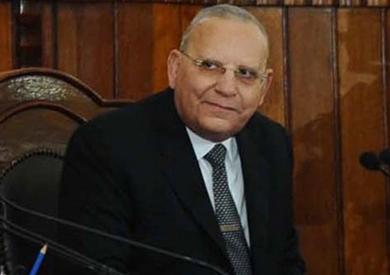 وزير العدل المستشار حسام عبد الرحيم