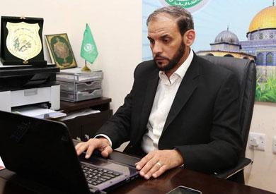 """عضو المكتب السياسي لحركة """"حماس""""، حسام بدران"""