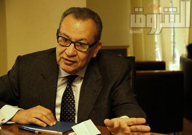 المهندس إبراهيم المعلم