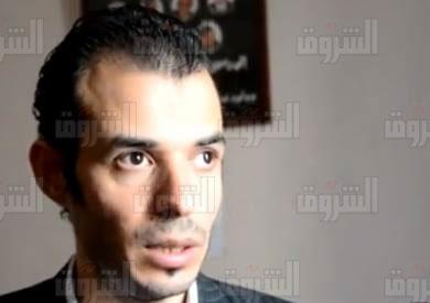 عمرو علي المنسق السابق لحركة 6 أبريل