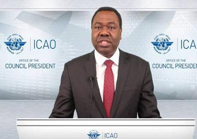 بينارد أليو رئيس المنظمة الدولية لطيران المدني