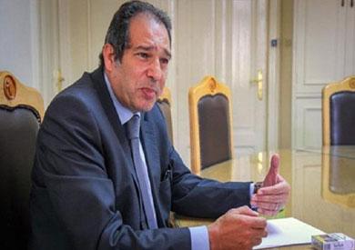 حسام الخولي نائب رئيس حزب الوفد