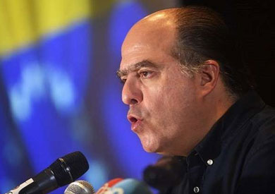 الفنزويلي المعارض خوليو بورخيس