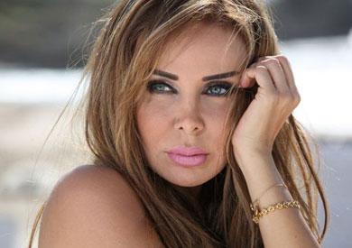الفنانة رولا سعد