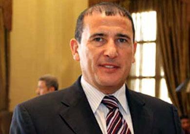 حسام الشاعر نائب رئيس جمعية الاستثمار السياحى بالبحر الأحمر