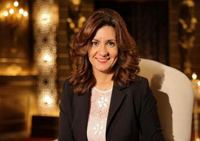 نبيلة مكرم وزيرة الهجرة