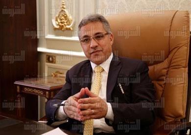 أحمد السجيني رئيس لجنة الإدارة المحلية بمجلس النواب