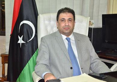 محمد صالح الدرسي قنصل ليبيا بالإسكندرية