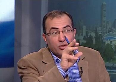 محمد السيد صالح رئيس تحرير «المصري اليوم» السابق