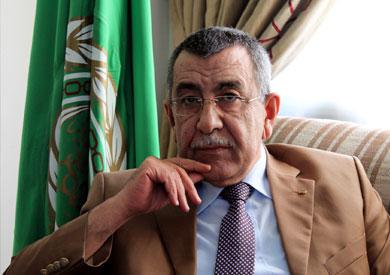 السفير سعيد أبو علي