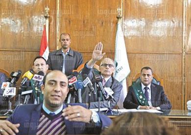 جلسة رفض طعن الحكومة فى قضية تيران و صنافير تصوير رافى شاكر