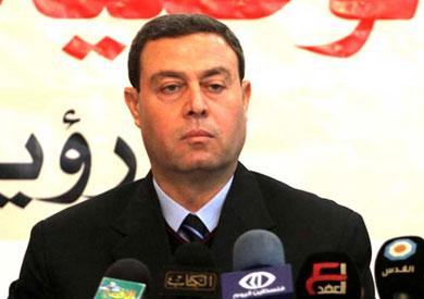 دياب اللوح سفير فلسطين بالقاهرة