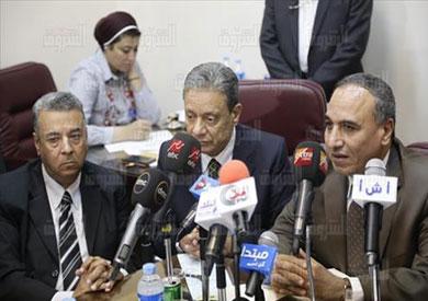 جانب من اجتماع الهيئة الوطنية للصحافة