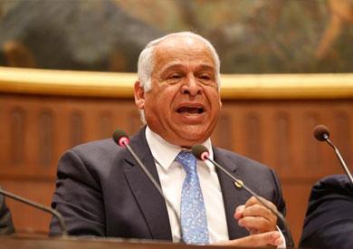 فرج عامر رئيس لجنة الشباب والرياضة بمجلس النواب