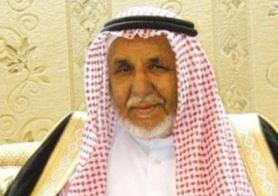 شيخ قبائل آل مرة طالب بن لاهوم بن شريم المري
