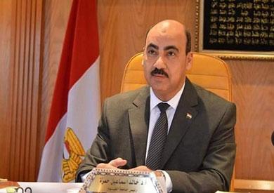 خالد حمزة رئيس جامعة الفيوم