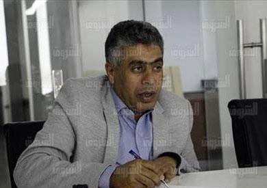 عماد الدين حسين رئيس تحرير جريدة «الشروق»