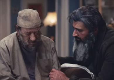لقطة من مسلسل رحيم