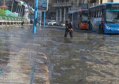 «الري» تتوقع سقوط أمطار غزيرة على المناطق الغربية الأحد والاثنين