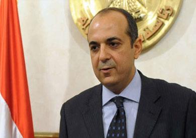أشرف سلطان المتحدث باسم مجلس الوزراء