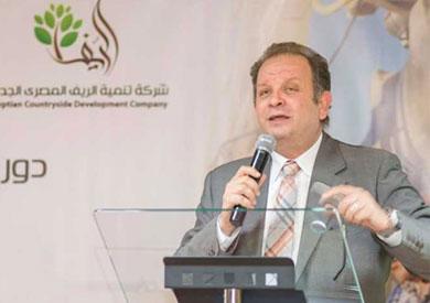 عاطر حنورة رئيس مجلس إدارة شركة الريف المصري
