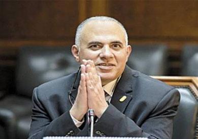 محمد عبد العاطي وزير الموارد المائية والري