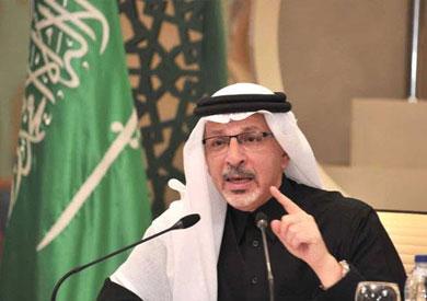 سفير السعودية بالقاهرة أحمد القطان