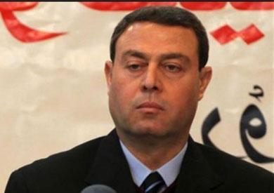 سفير فلسطين في القاهرة دياب اللوح