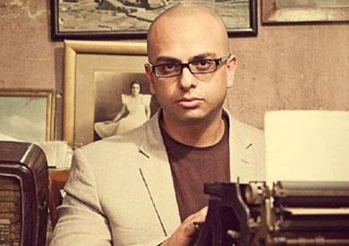 الكاتب الروائي أحمد مراد