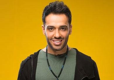 المطرب رامي جمال