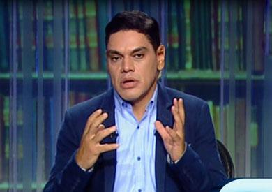 الإعلامي معتز عبد الفتاح