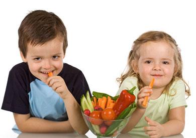 لأداء دراسي أفضل.. قدموا الخضروات لأطفالكم