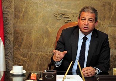 «عبد العزيز»: قانون الرياضة الجديد يتجاوب مع المعايير الدولية والأولمبية