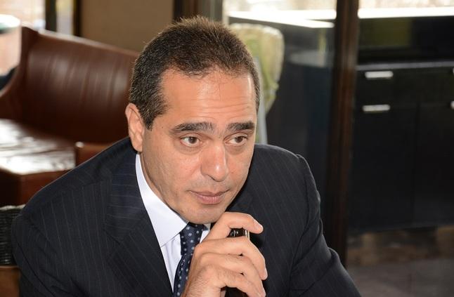 خالد أبو المكارم رئيس شعبة البلاستيك بغرفة الصناعات الكيماوية