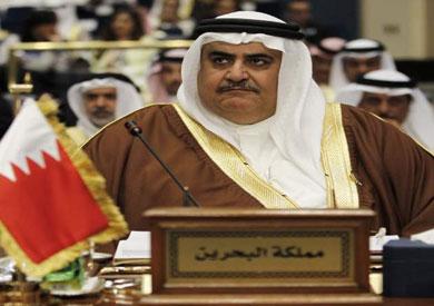 وزير خارجية البحرين، الشيخ خالد بن أحمد آل خليفة