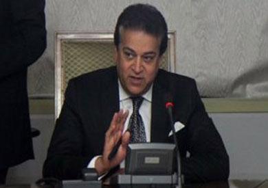 «عبد الغفار»: البحث العلمي يعتمد على القطاع الخاص