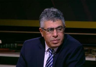 عماد الدين حسين رئيس تحرير جريدة الشروق