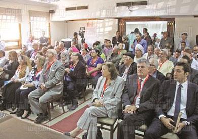 الاحتفال بمئوية جمال عبد الناصر -تصوير جيهان نصر