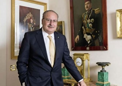 أحمد فؤاد الثاني ملك مصر السابق