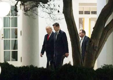 روب بورتر مع ترامب في البيت الأبيض