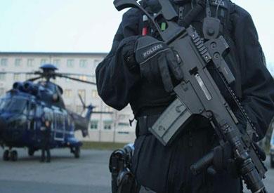 شرطة مكافحة الإرهاب في ألمانيا - أرشيفية