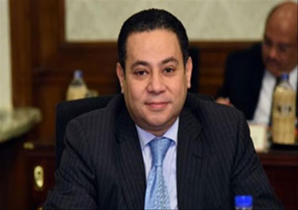 خالد بدوي - وزير قطاع الأعمال العام