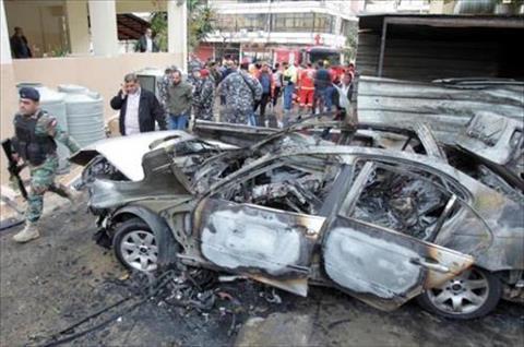 حماس تتهم إسرائيل باستهداف أحد كوادرها في لبنان<br/>