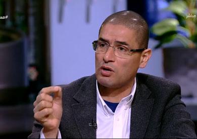 النائب محمد أبوحامد